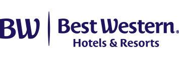 Best Western logo in purple