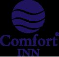 Comfort Inn Logo in purple