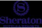 Sheraton Logo in purple