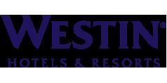 Westin Logo in purple